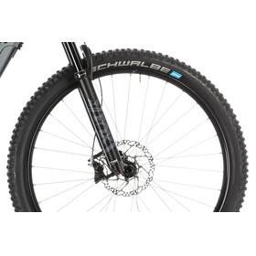 Cube Elite Hybrid C:62 SL 500 Bicicletta elettrica Hardtail grigio
